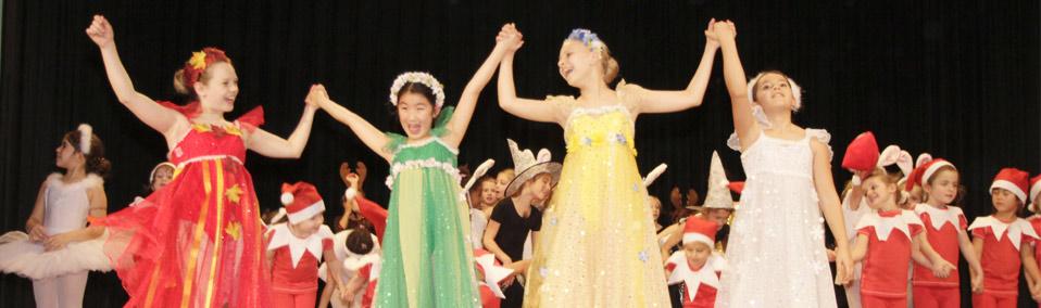 Ballettschuele Haidhausen - Aufführung 2011